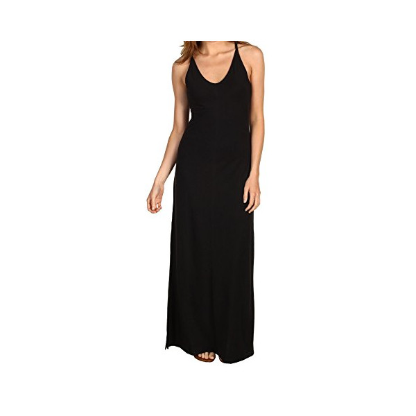 Patagonia Women's Kamala Cross-Back Dress (Medium, Black)
