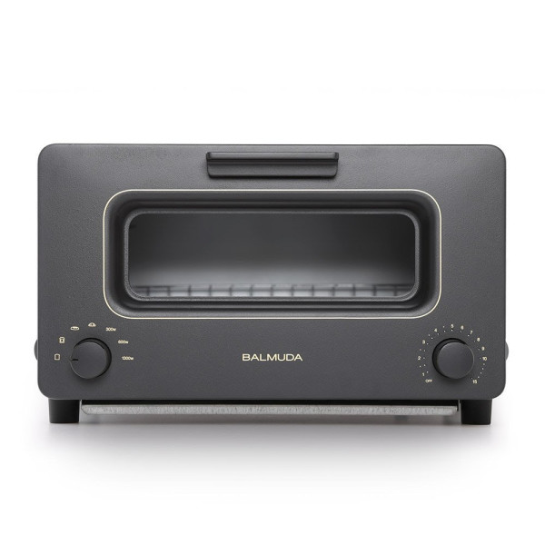 Steam oven toaster BALMUDA The Toaster, Black