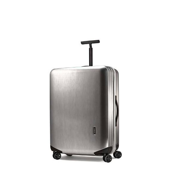 Samsonite Luggage Inova Spinner, Metallic Silver, One Size