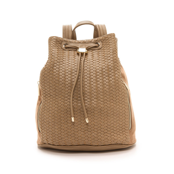 Deux Lux Women's Wooster Backpack, Taupe