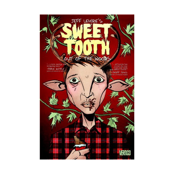 Sweet Tooth Vol. 1: Out of the Woods