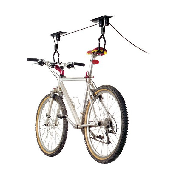 1-Bike Elevation Garage Bicycle Hoist