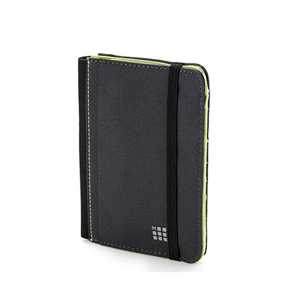 Moleskine Passport Wallet - Payne's Grey