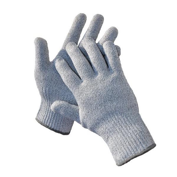 BladeX5 57100 Classic Cut & Slash Resistant Gloves Cut Resistant Level 5 EN388 CE Approved, grey, X-Large