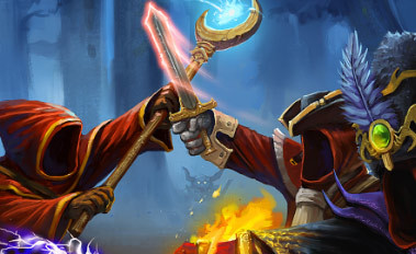 wizard games for free online
