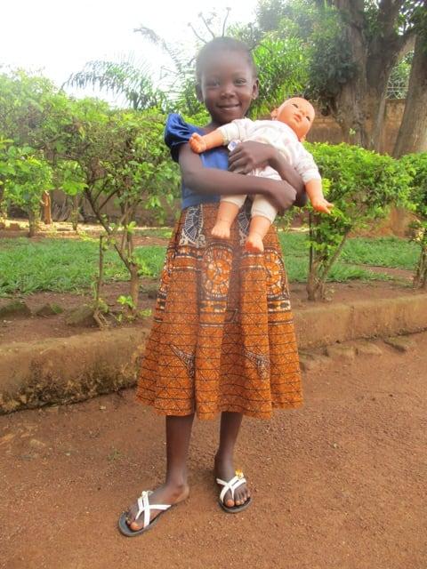 Laurencia Sylviana Ngoumbaye