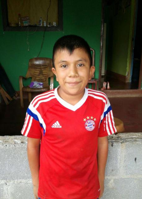 Jose Pablo Salvador Pineda