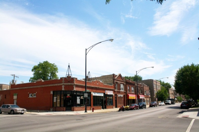Old irving park boundaries in dating