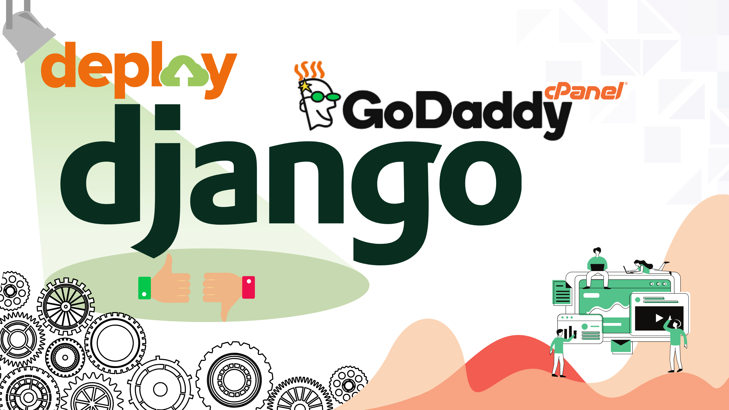 Host Your Django App on GoDaddy Hosting and deployment.png