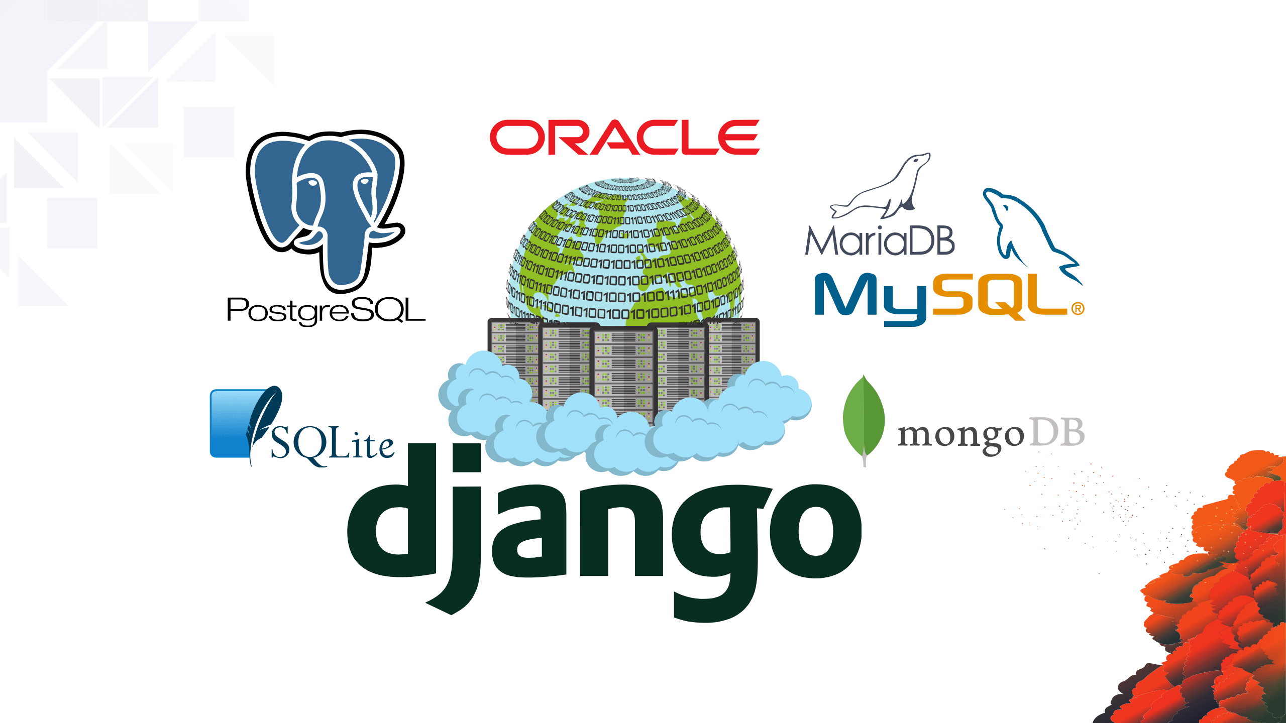 django databases connection with sqlite | mysql | postgresql | mongo | oracle.png