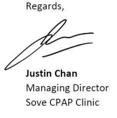 Justin Chan Managing Director