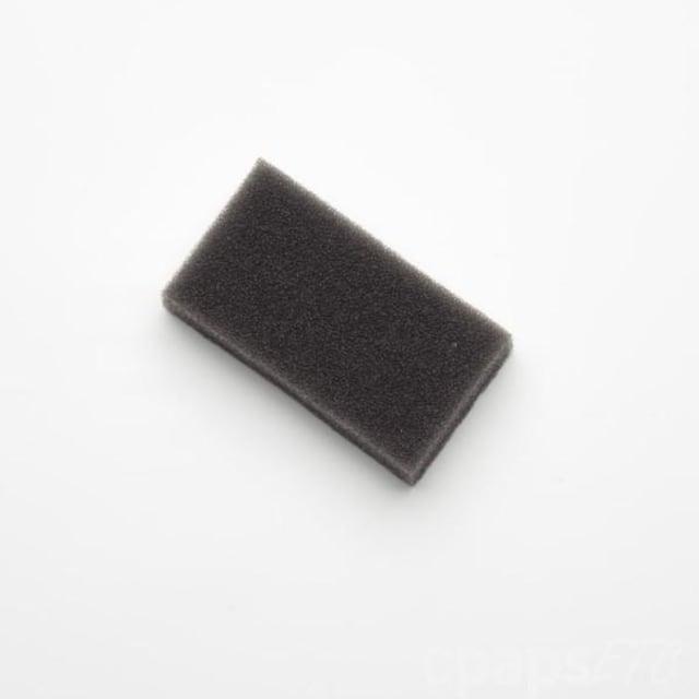 Philips Respironics Black Foam Filter (Single Pack)