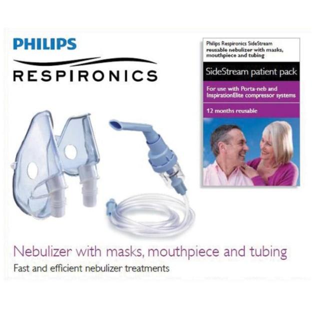 Philips Respironics SideStream Patient Pack