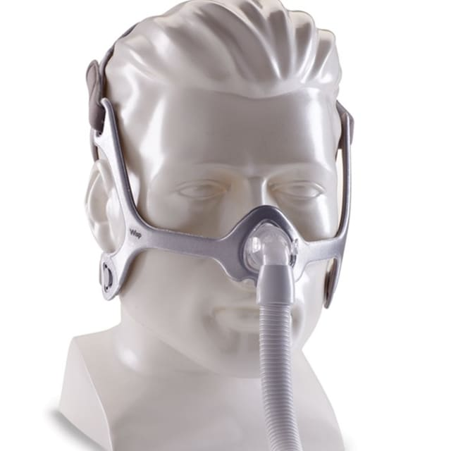 Philips Respironics Wisp Youth Nasal CPAP Mask with Fabric Frame