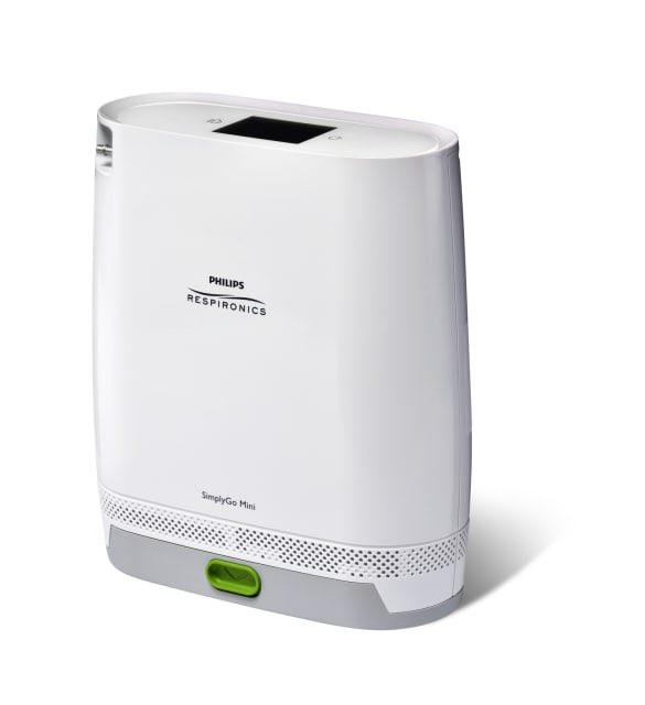 Philips Respironics SimplyGo Mini Portable Oxygen Concentrator with Extended Battery