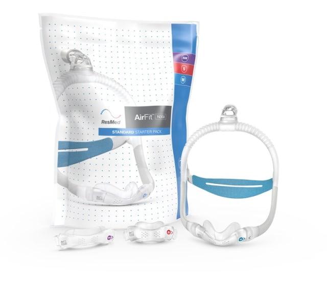 ResMed AirFit N30i Nasal CPAP Mask Starter Pack