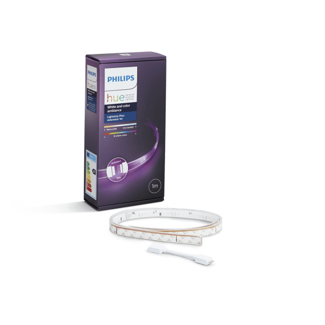 Philips Hue LightStrip Plus Dimmable LED Smart Light [One Metre Extension]
