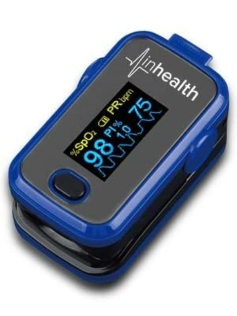 InHealth Finger Pulse Oximeter