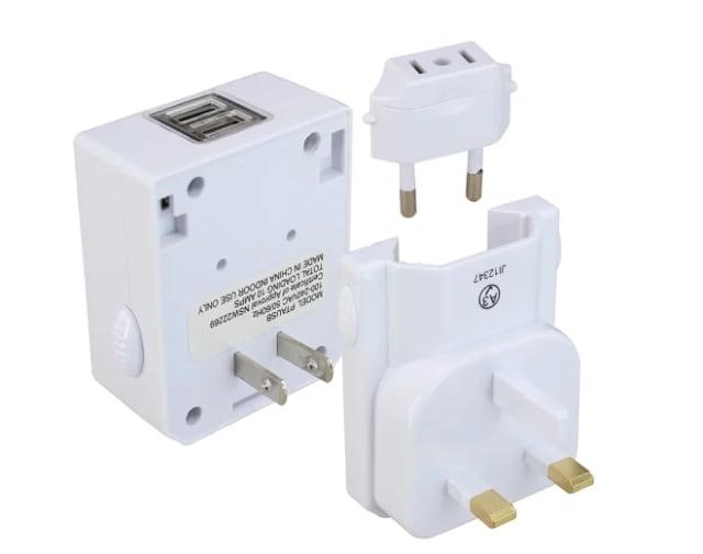 Korjo Universal Outbound Adaptor with USB