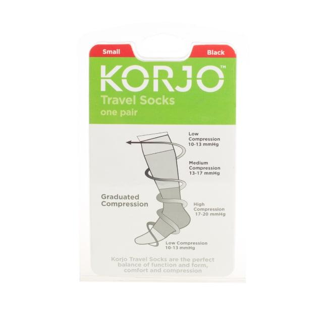 Korjo Compression Travel Socks