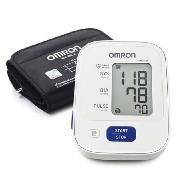 Omron HEM7121 Standard Automatic Blood Pressure Monitor