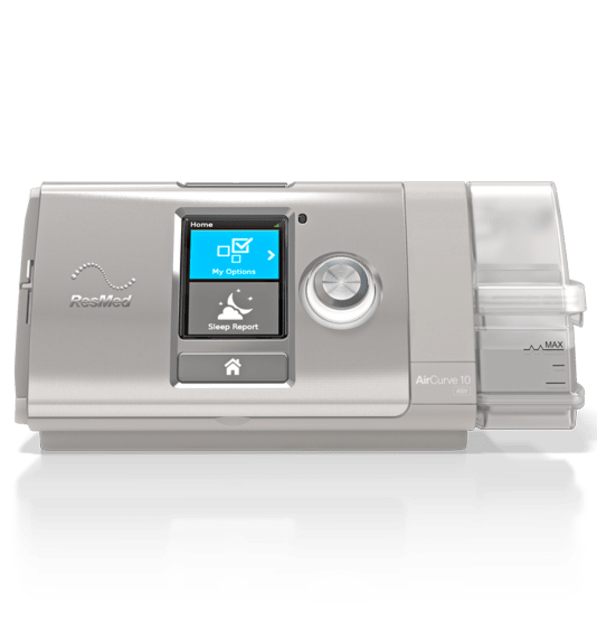 ResMed AirCurve 10 CS PaceWave 4G with Built-in Wireless Connectivity, HumidAir and ClimateLineAir