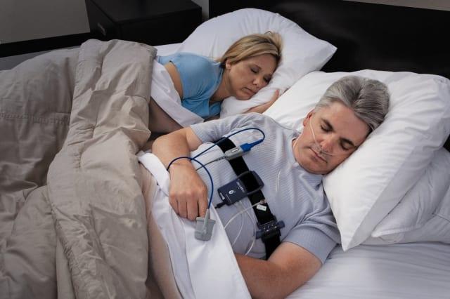 Type 3: Portable Sleep Study