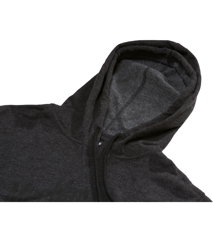 The Original® Logo Hoodie, Charcoal Heather, large image number 3