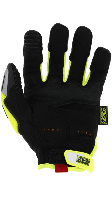 Hi-Viz M-Pact® E5, Fluorescent Yellow, large
