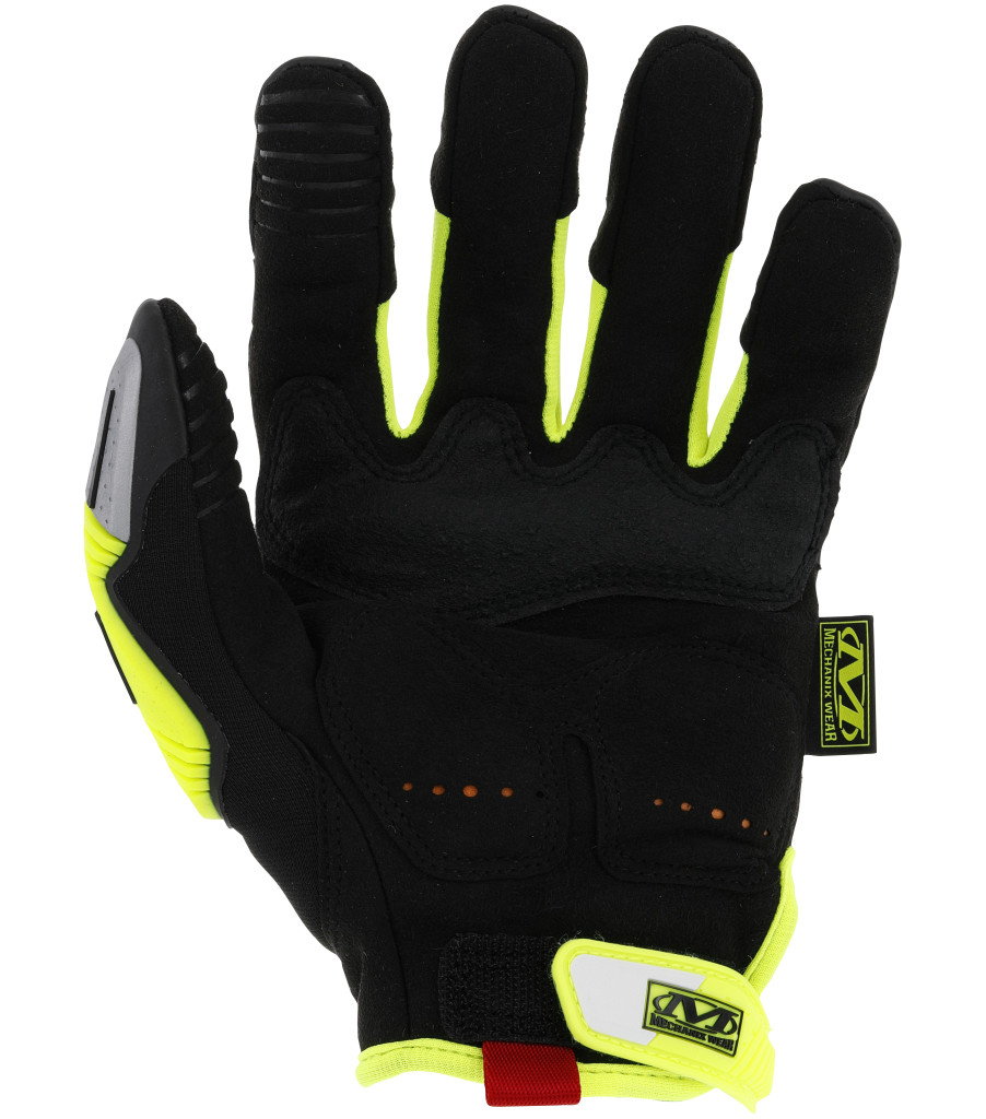 Hi-Viz M-Pact® E5, Fluorescent Yellow, large image number 1