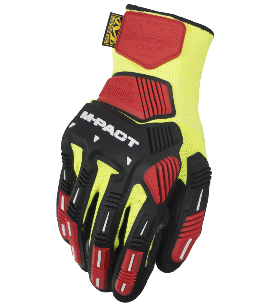 M-Pact® Knit CR3A3, Fluorescent Yellow, large image number 0