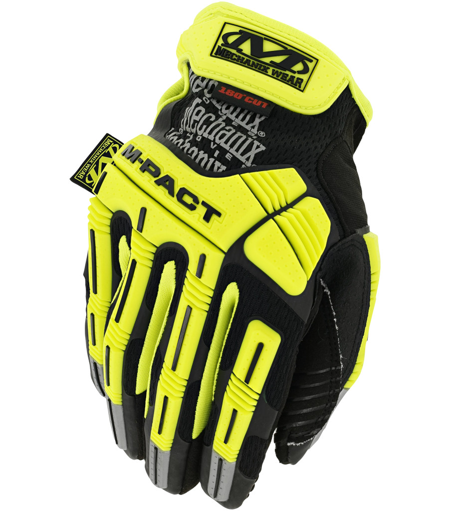 Hi-Viz M-Pact® E5, Fluorescent Yellow, large image number 0