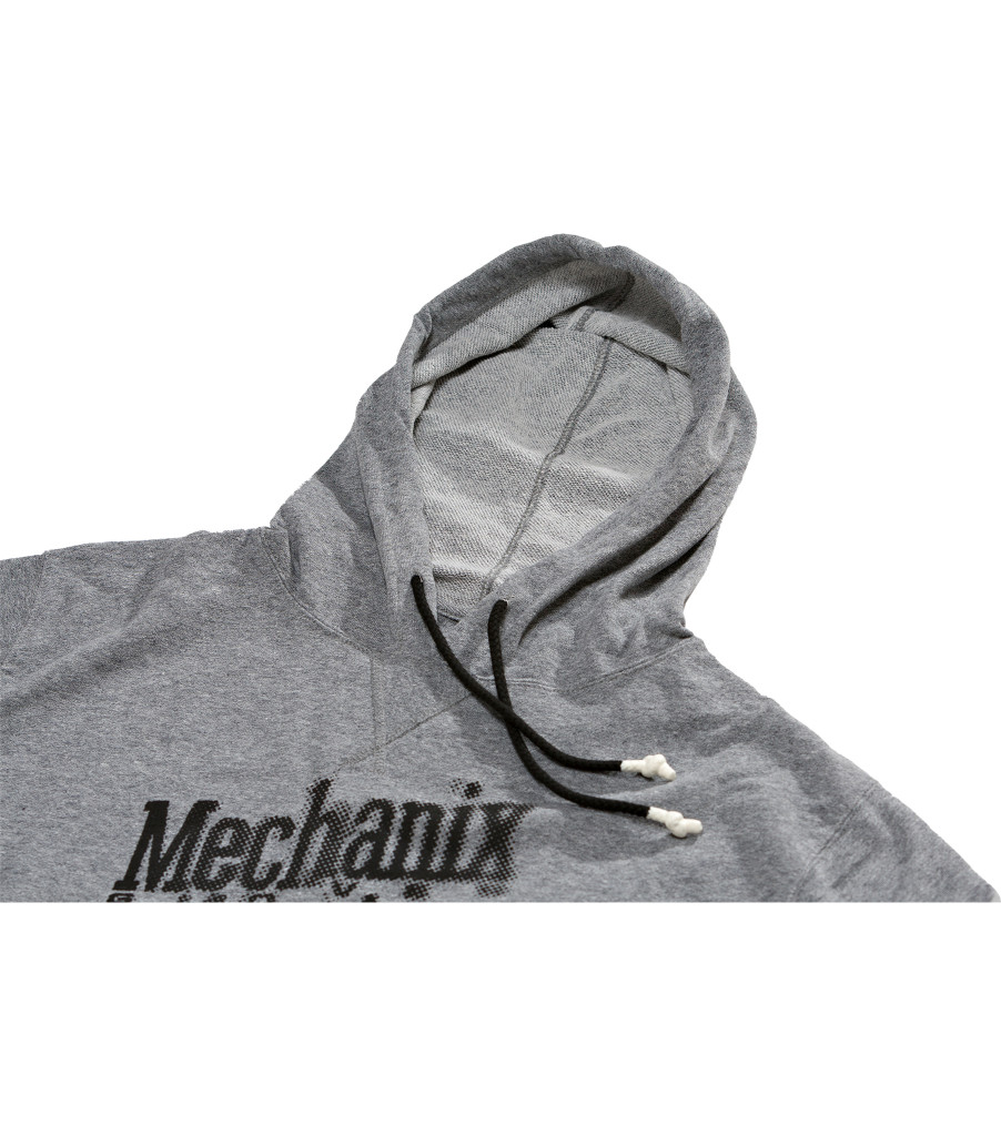 The Original® Logo Hoodie, Grey Heather, large image number 7