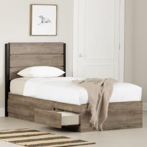 Arlen - Ensemble lit matelot et tête de lit