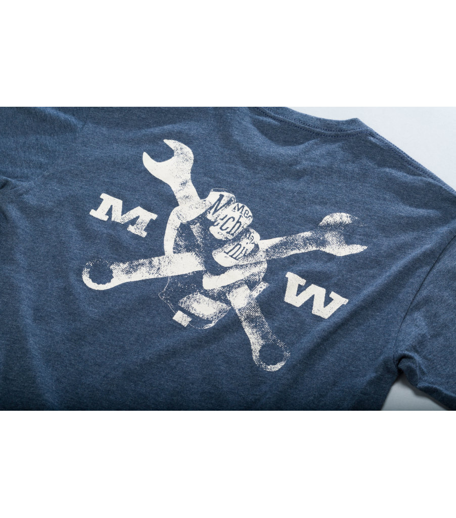 Race Division T-Shirt, Navy Blue, large image number 3