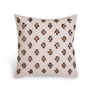 Labasa - Cotton Thread Applique Pillow