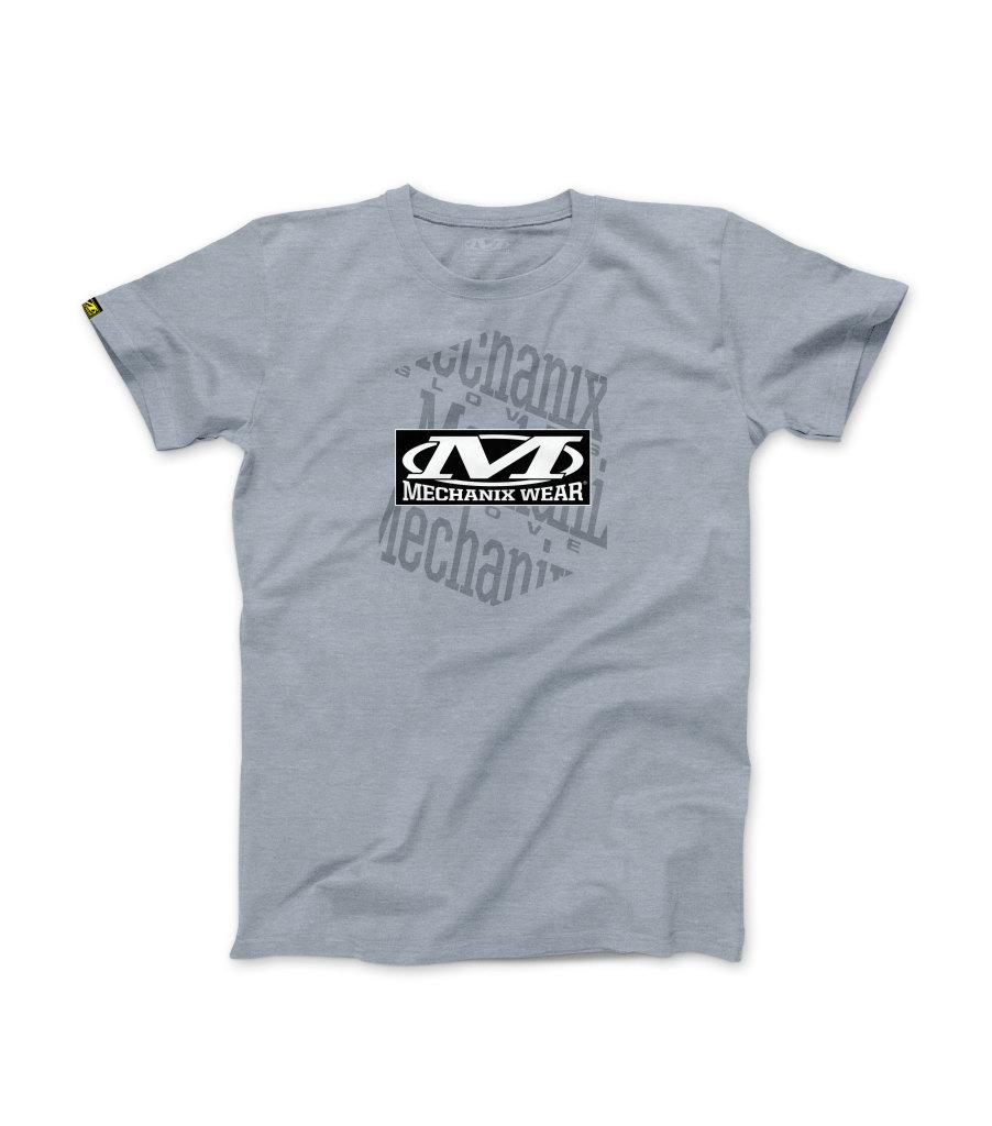 Camiseta Hex, Grey, large image number 0