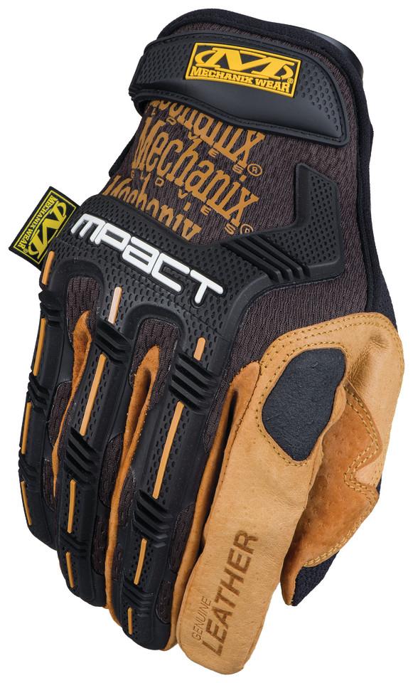 Durahide 174 M Pact 174 Impact Leather Work Gloves Mechanix Wear