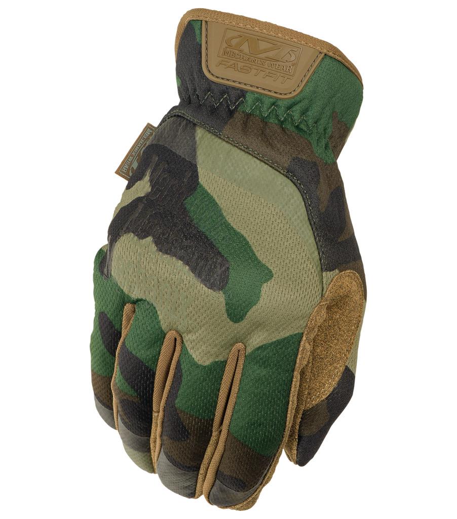 FastFit® Woodland Camo, Woodland Camouflage, large image number 0
