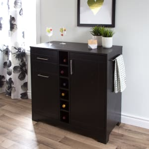 Vietti - Bar Cabinet and Bottle Storage