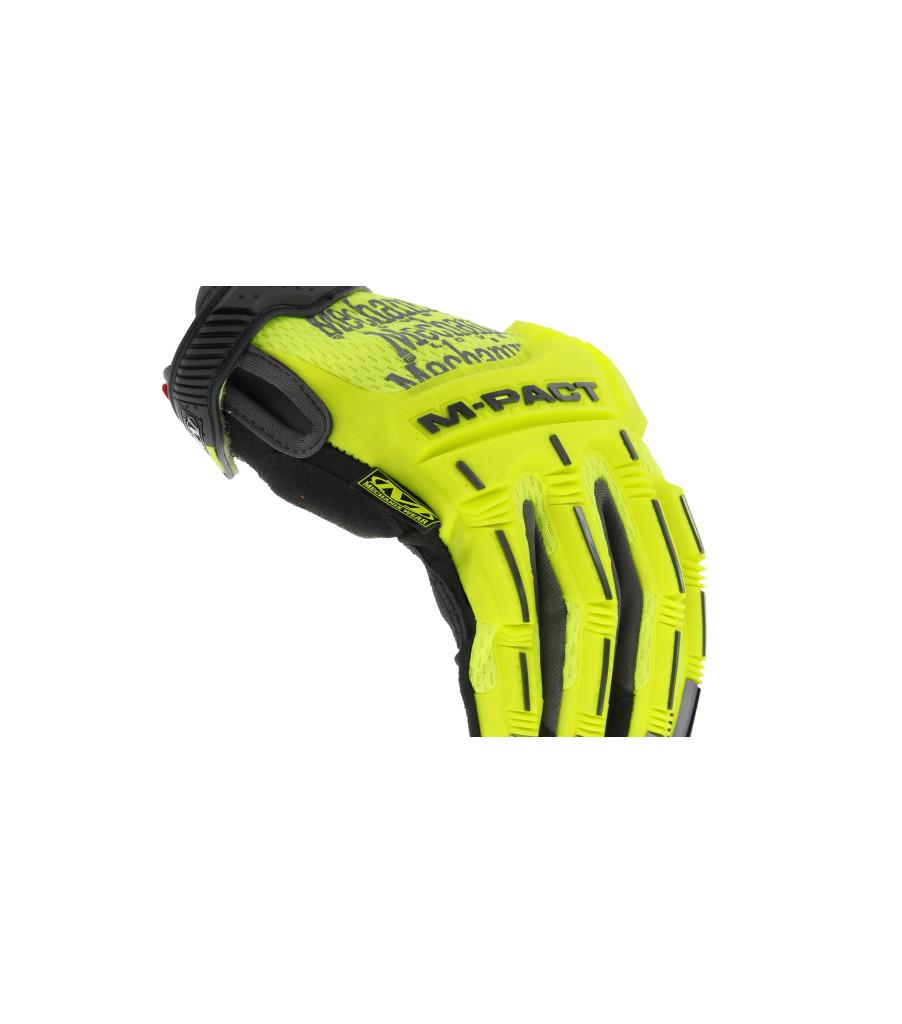 Hi-Viz M-Pact®, Fluorescent Yellow, large image number 2