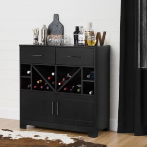 Vietti - Bar Cabinet and Bottle Storage