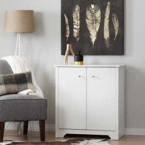 Vito - Small 2-Door Storage Cabinet
