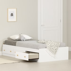 Summertime - Mates Bed with 3 Drawers