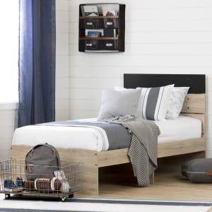 Induzy - Bed Set - Bed and Headboard Kit