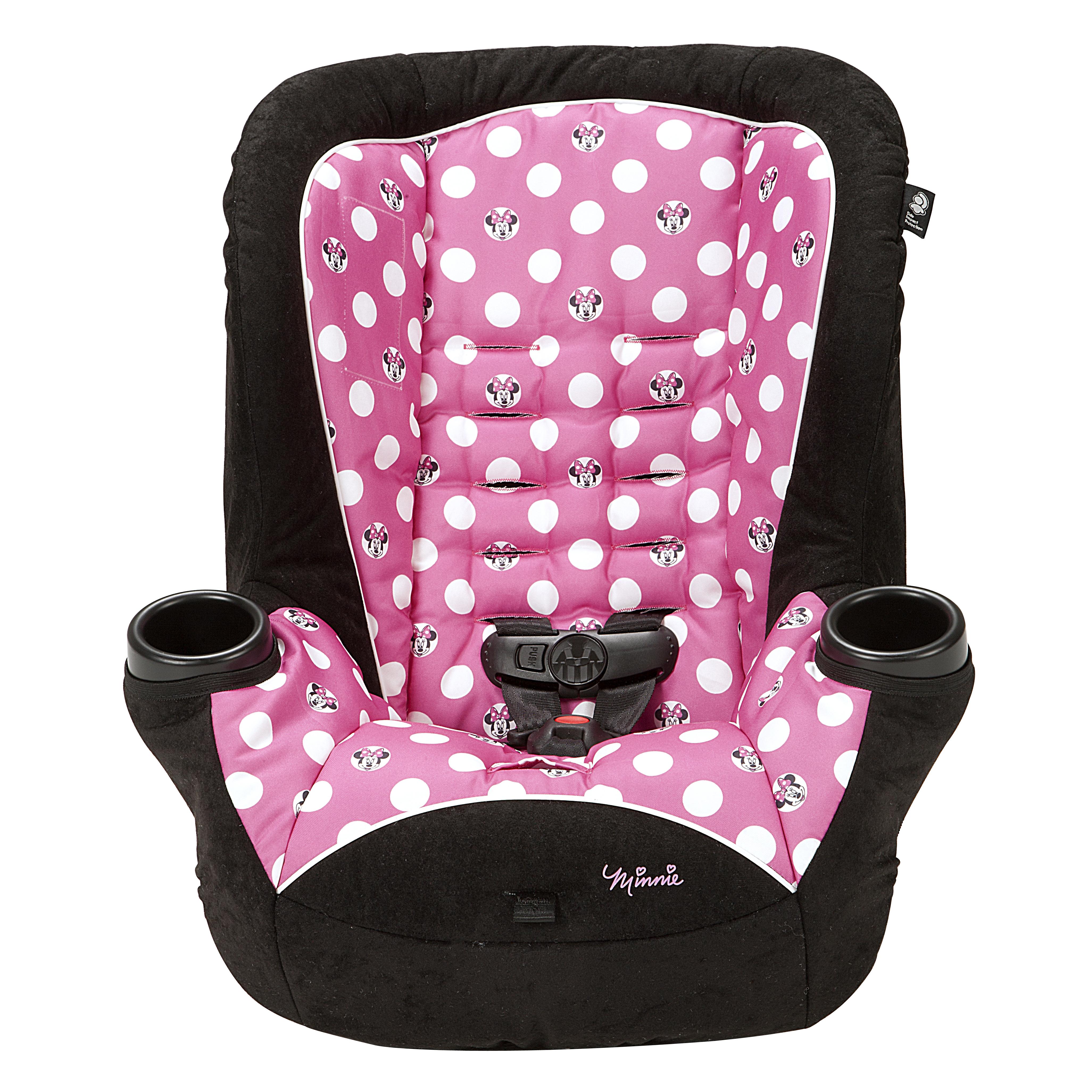Disney-Baby-Apt-40RF-Convertible-Car-Seat-Minnie-or-Mickey thumbnail 11