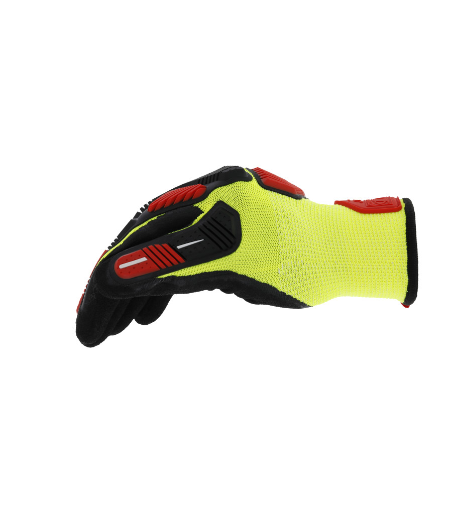 M-Pact® Knit CR3A3, Fluorescent Yellow, large image number 3