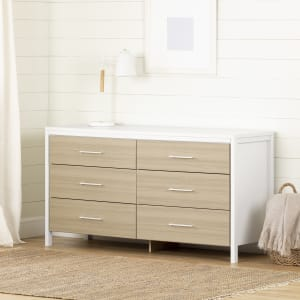 Munich - 6-Drawer Double Dresser