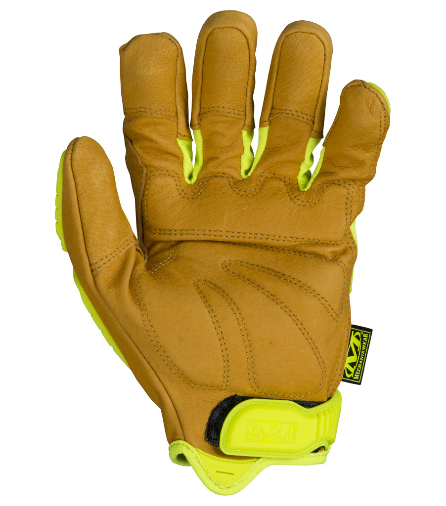 Hi-Viz CG Heavy Duty, Fluorescent Yellow, large image number 1