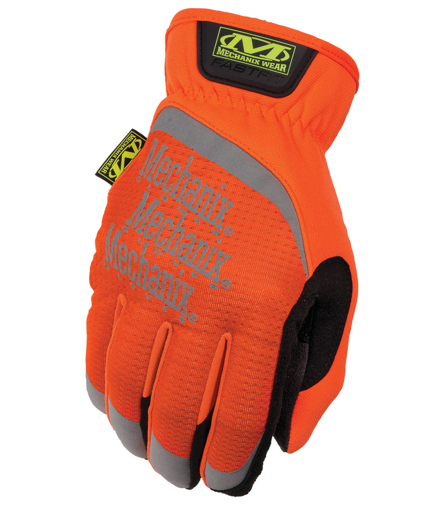 Hi-Viz Orange FastFit®, Fluorescent Orange, large image number 0